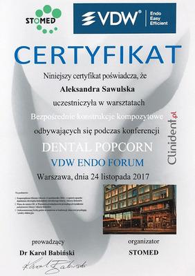 STOMED, Karol Babiński, Endo Forum