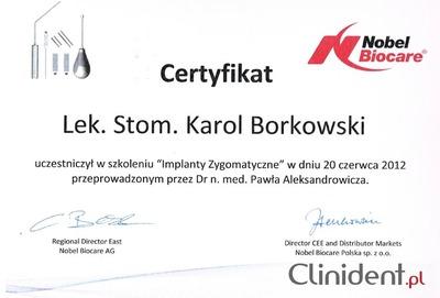 Zygomatyczne wszczepy, Implanty zygomatyczne, rehabilitacja protetyczna Wrocław