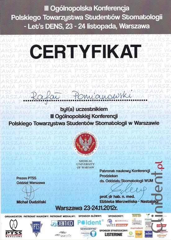 Polskie Towarzystwo Studentów Stomatologii