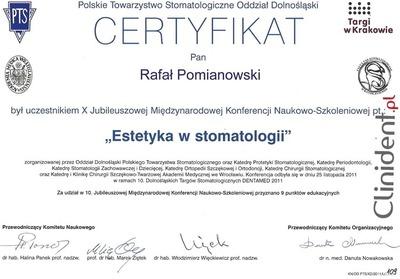 Stomatologia estetyczna Wrocław