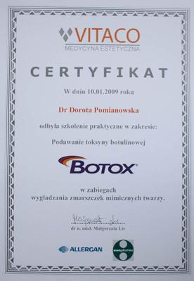 Botox, mimika twarzy, toksyna botulinowa Wrocław