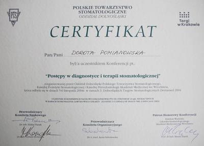 PTS, Gabinet z nowym wyposażeniem Wrocław