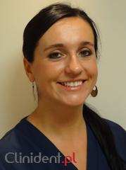 Periodontolog Magdalena Mendak